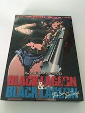 Black Lagoon Completa Dvd Selecta Vision