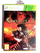 Pal version Microsoft Xbox 360 Divinity II Dragon Knight saga