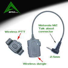 Paramotor Paraglider helmet Bluetooth radio dongle Motorola Talk about M2