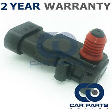 FOR OPEL MERIVA 1.7 CDTI DIESEL (2003-10) MAP MANIFOLD ABSOLUTE PRESSURE SENSOR