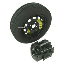 FORD FIESTA MK7 NEW SPARE WHEEL WITH GOODYEAR TYRE AND JACK TOOL KIT