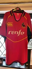Vintage Spanish rugby shirt, 2011-2013 era, XL