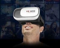 GAFA DE REALIDAD VIRTUAL 3D VR BOX VIRTUAL REALITY GLASSES PARA IPHONE/ANDROID