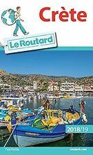 Guide du Routard Crète 2018/19 de Collectif | Livre | état bon