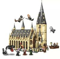 Harry Potter Hogwarts Great Hall  Building Blocks 75954 Compatible