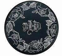 KAT VON D Authentic Lock-it Powder Foundation 24 Hour Wear Deep 71 Full Size New
