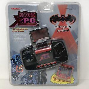R-Zone XPG LCD Gaming - Batman & Robin - Tiger Electronic 1997 - Brand New