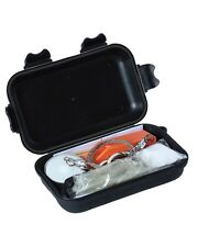 MILITARY STYLE ARMY BASED SURVIVAL KIT IN PLASTIC CASE Survival Prepping Forces