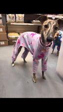 "dog pyjamas jumper greyhound lurcher whippet 24-26""all in one unicorn"