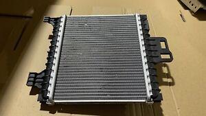 Lamborghini Urus water radiator, LEFT side, Part number: 4M0121218F