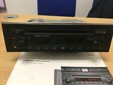 AUTORADIO CD CONCERT ORIGINALE AUDI A4 8E0035186L