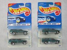 Hot Wheels Dodge Ram 1500 1995 Model Series #7 of 12 Removable Camper VINTAGE x4