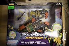 Transformers Voyager Energon Scorponok 2003