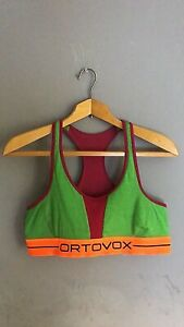 ORTOVOX Top's Women's Rock'n'Wool Multicolor Size: Large