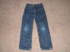 EUC Girl's GapKids Size 7 Slim Denim Jeans  Original Cut Dark Wash