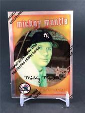 1996 TOPPS MICKEY MANTLE #9 1959 NEW YORK YANKEES