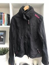 Womens Superdry Coat Size Xl Fit 10/12