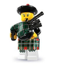 Lego Minifigures serie 7 Scozzese con Cornamusa 8831 Nuovo