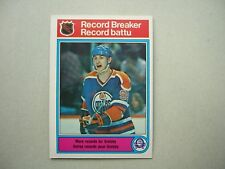 1982/83 O-PEE-CHEE NHL HOCKEY CARD #1 WAYNE GRETZKY RB EX/NM SHARP!! 82/83 OPC