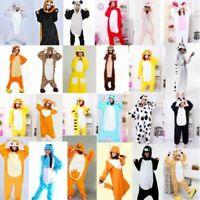 Adult Rainbow one piece Animal Onesie0 Kigurumi Costume Pajamas Sleepwear