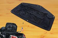 Motorcycle Trunk Lid Organizer Tool Rear Bag For Honda Goldwing GL1800 2001-2017