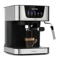 (Ricondizionato) Caffettiera Macchina Caffè Americano Aroma Filtrato 1050W 15Bar
