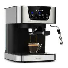 Princess Macchina da caffè espresso setaccio travi 15bar schiuma di latte ugello