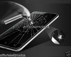 """per ALCATEL U5 HD 5047Y 5047U schermo 5.0"""" PELLICOLA vetro TEMPERATO antiurto 9H"""