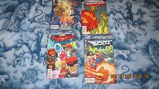 DC Comics Justice League 3001 #1, 10-12