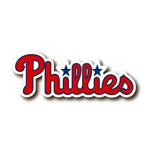 Philadelphia Phillies Decal / Sticker Die cut
