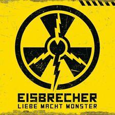 Eisbrecher - Liebe macht Monster, 1 Audio-CD