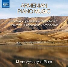 Komitas / Mikael Ayrapetyan - Armenian Piano Music [New CD]