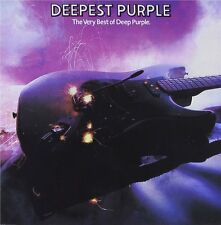 Deep Purple Very Best Of CD NEW SEALED Smoke On The Water/Strange Kind Of Woman+
