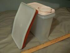Tupperware (LOT) #469 + #1292 Vtg Plastic Containers - Reusable Storage Ltd