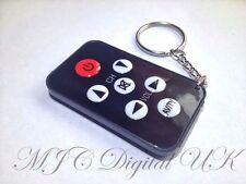 Universal Infrared IR Mini TV Television Remote Control Keychain Key Ring HQ