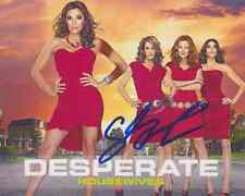 Autographe Original de EVA LONGORIA / Serie TV Desperate Housewives