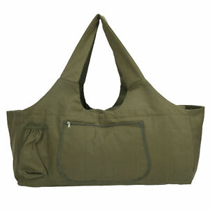 Bag Large Capacity Shoulder Bag Tool Pouch Yoga Mat Package Household