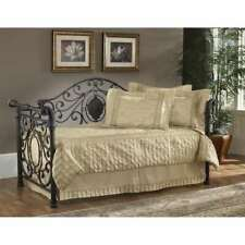 Hillsdale Furniture Mercer Daybed w/Suspension Deck, Antique Brown - 1039DBLH