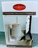 Ceramic Electric Wax Melt - Oil Warmer Diffuser - Farm House - Free US Shipping!