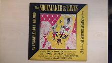 """Vintage Caravan RED Records THE SHOEMAKER & ELVES 10"""" 78rpm 1949 C-17"""