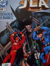 JLA n°44 2000 ed. DC Comics - Tower of Babel part 2 of 4   [G.158]