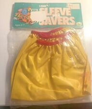 Children's Vinyl Sleeve Savers Protect Your Childs Expensive Clothing
