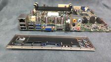 Dell XPS 8500 Intel Desktop Motherboard  WiFi   w/ IO Plate  TESTED !!    YJPT1