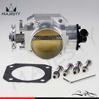 70mm Throttle Body + TPS Throttle Position Sensor For Honda B16 B18 Civic Acura