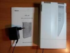 Modem router Telecom Pirelli Age µB 4 porte Ethernet bianco (ADSL switch uB LAN)