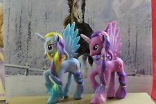 New 2Pc Set 14cm My Little Pony Friendship Is Magic Action Figures Free Shipping