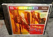 Cyril Stapleton - Great Movie Hits Volumes 1 & 2 (CD, 2009) NEW & SEALED