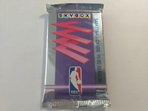 1991-92 Skybox NBA Basketball Card Packs 1 x Sealed Packet, Jordan?
