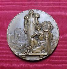 Medaglia - La Cassa di risparmio di Gorizia Primo centenario 1831 - 1931
