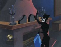 Batman The Animated Series Original Production Cel-Catwoman-Cult of the Cat